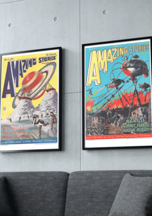 Amazing Cover Posters